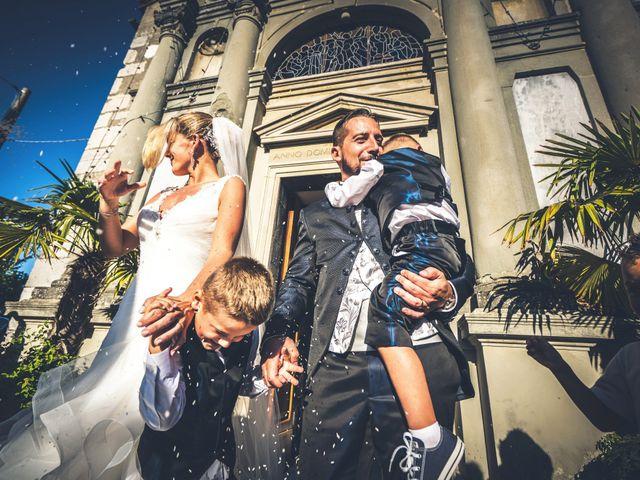 Il matrimonio di Diego e Federica a Pisa, Pisa 22