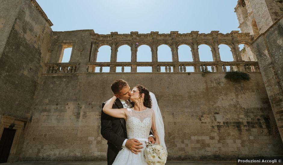 Il matrimonio di Andrea e Valentina a Bagnolo del Salento, Lecce
