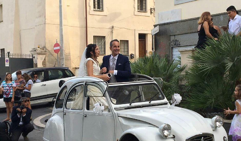 Il matrimonio di Luca  e Stefania  a Santa Marinella, Roma