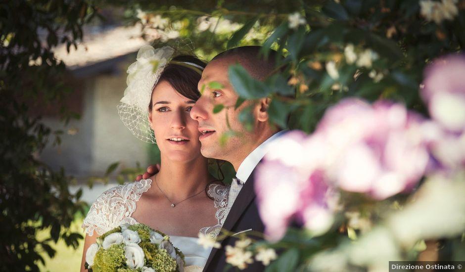 Il matrimonio di Andrea e Chiara a Gorgonzola, Milano