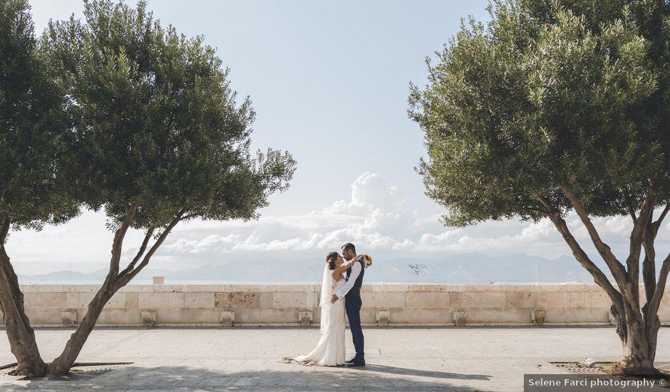 Il matrimonio di Matteo e Roberta a Cagliari, Cagliari