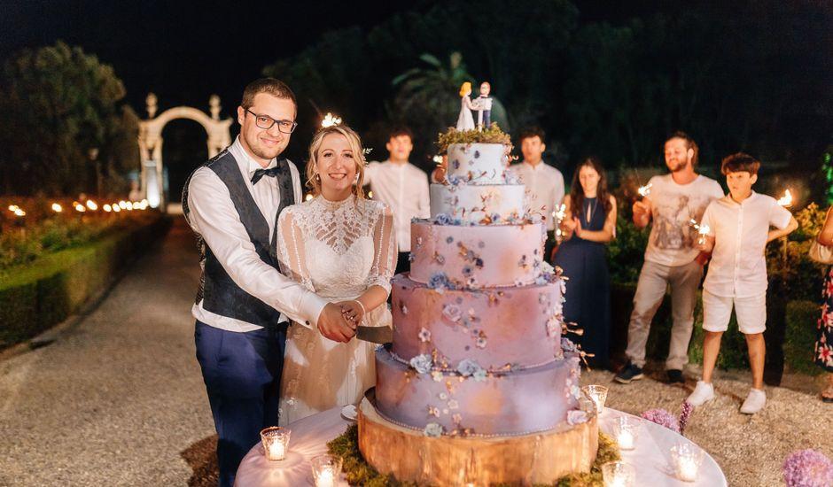 Il matrimonio di Davide e Silvia a Albissola Marina, Savona