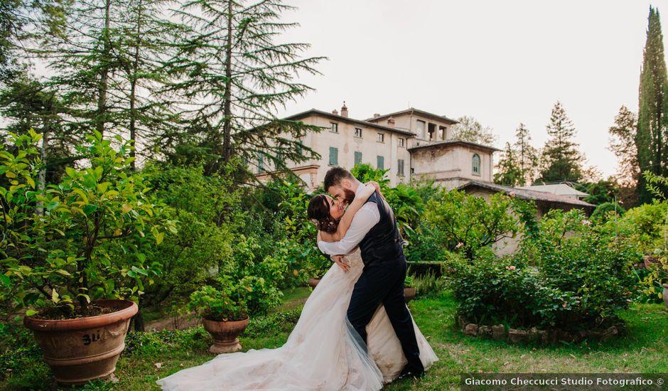 Il matrimonio di Alessio e Mariangela a Firenze, Firenze