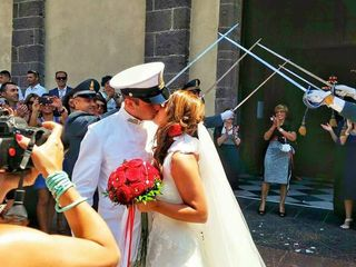 le nozze di Renato Cristian e Maria Giovanna 2