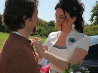 Le nozze di Elena e Pau