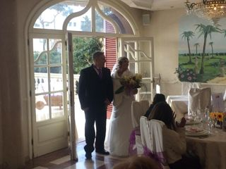 Le nozze di Fabio e Ilaria