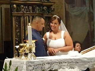Le nozze di Carlotta e Rosario