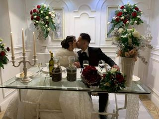 Le nozze di Concetta e Angelo