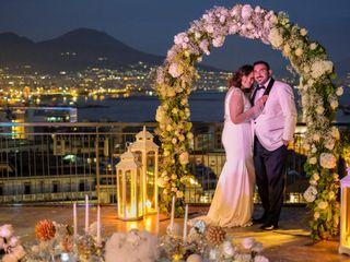 Le nozze di Cyrus e Morgan
