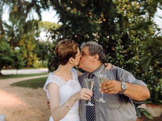 Le nozze di Elena e Luigi