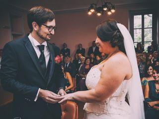 Le nozze di Jennifer e Daniele