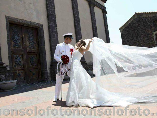 le nozze di Renato Cristian e Maria Giovanna