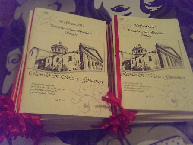 Il matrimonio di Maria Giovanna e Renato Cristian a Seneghe, Oristano 23