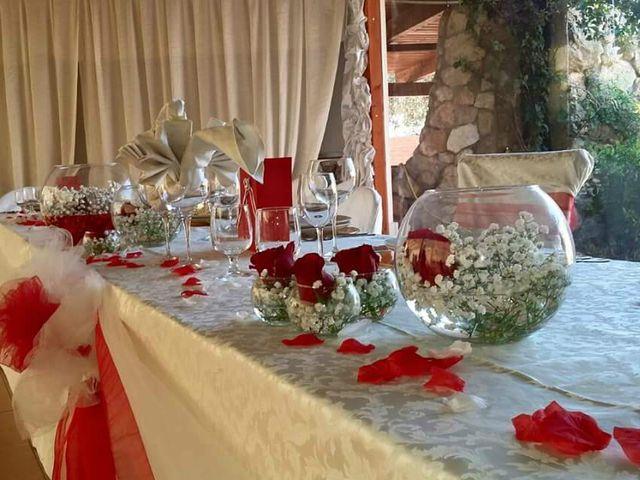 Il matrimonio di Maria Giovanna e Renato Cristian a Seneghe, Oristano 41