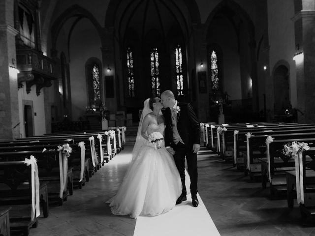 Il matrimonio di Davide e Eleonora a Massa Marittima, Grosseto 17