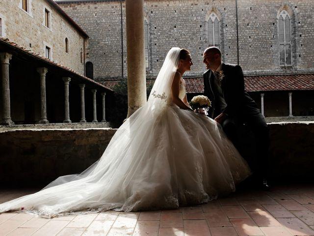 Il matrimonio di Davide e Eleonora a Massa Marittima, Grosseto 1