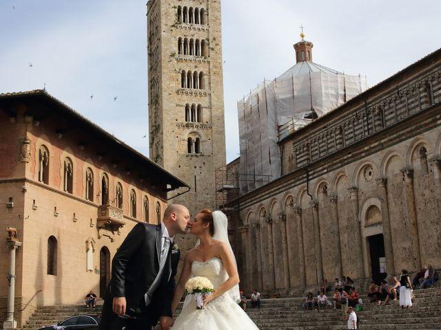 Il matrimonio di Davide e Eleonora a Massa Marittima, Grosseto 24