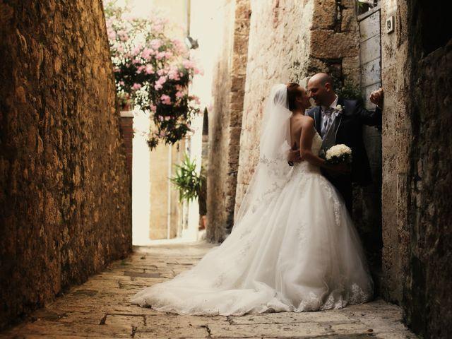Il matrimonio di Davide e Eleonora a Massa Marittima, Grosseto 26