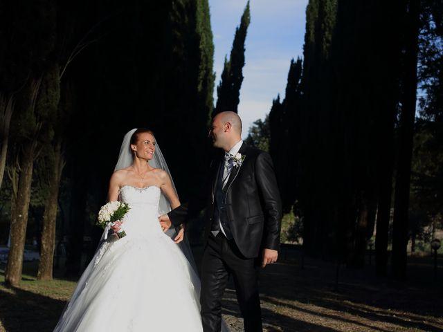 Il matrimonio di Davide e Eleonora a Massa Marittima, Grosseto 32