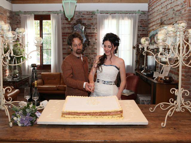 Il matrimonio di Pau e Elena a Montecchio Precalcino, Vicenza 1