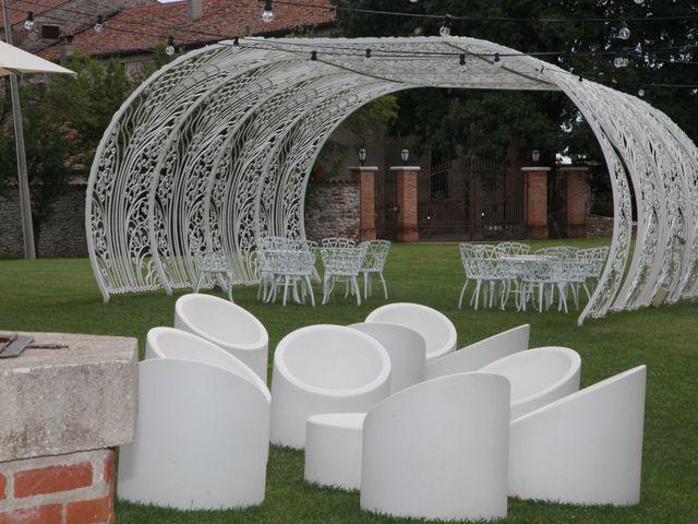 Il matrimonio di Pau e Elena a Montecchio Precalcino, Vicenza 4