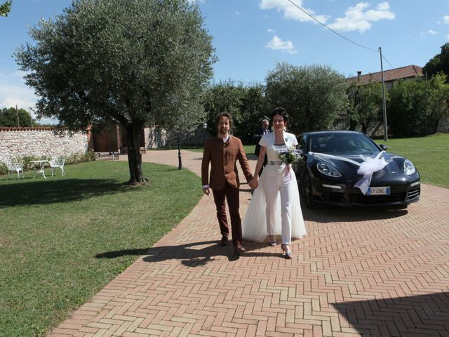Il matrimonio di Pau e Elena a Montecchio Precalcino, Vicenza 7
