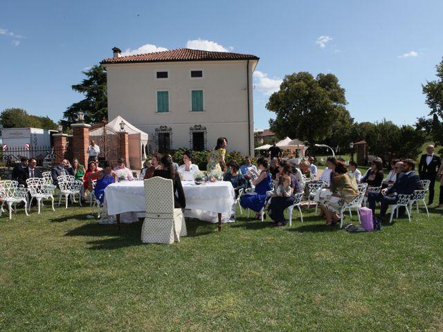 Il matrimonio di Pau e Elena a Montecchio Precalcino, Vicenza 10