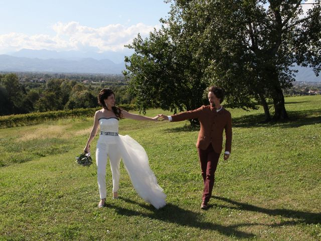 Il matrimonio di Pau e Elena a Montecchio Precalcino, Vicenza 15