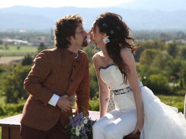 Il matrimonio di Pau e Elena a Montecchio Precalcino, Vicenza 18