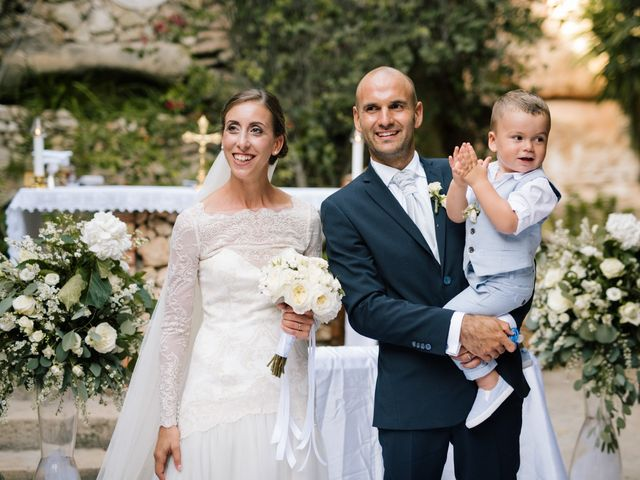 Il matrimonio di Mirko e Genny a Lampedusa e Linosa, Agrigento 8