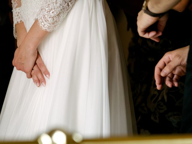 Il matrimonio di Giuseppe e Giovanna a Limatola, Benevento 6