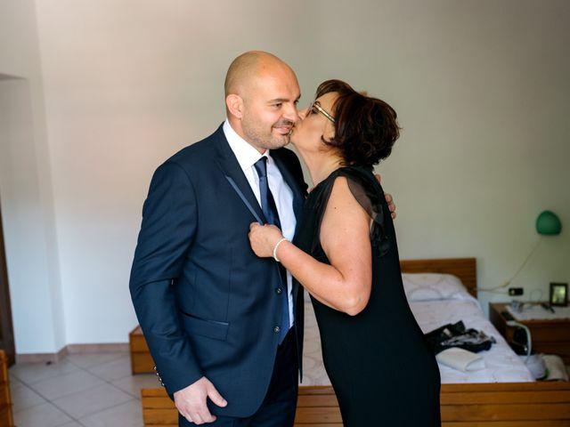 Il matrimonio di Giuseppe e Giovanna a Limatola, Benevento 14