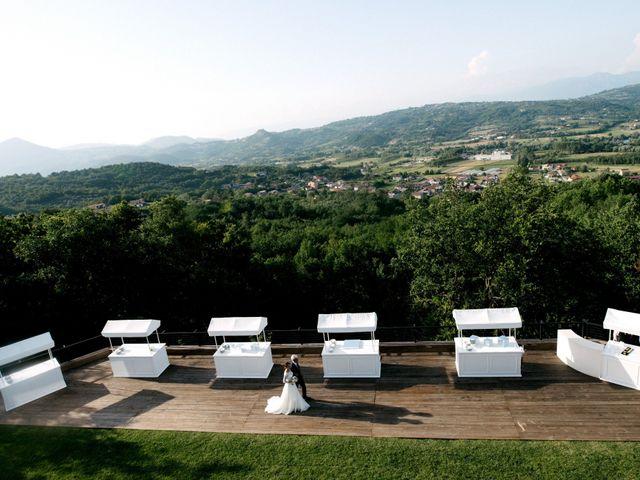 Il matrimonio di Giuseppe e Giovanna a Limatola, Benevento 18