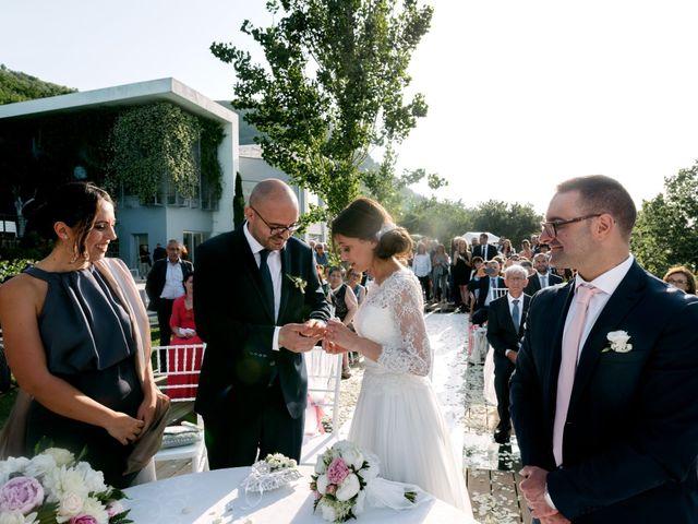 Il matrimonio di Giuseppe e Giovanna a Limatola, Benevento 21