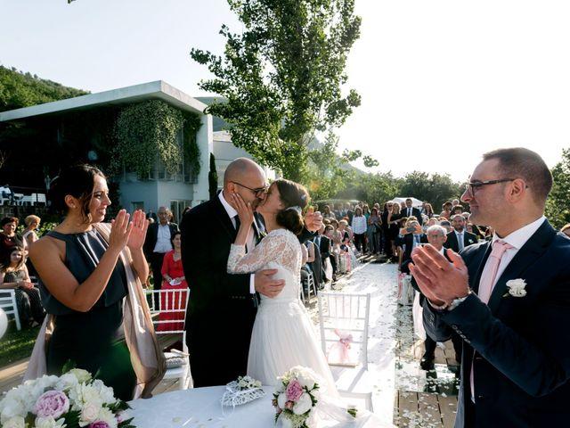 Il matrimonio di Giuseppe e Giovanna a Limatola, Benevento 23