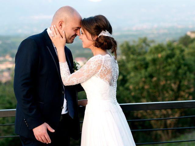 Il matrimonio di Giuseppe e Giovanna a Limatola, Benevento 26