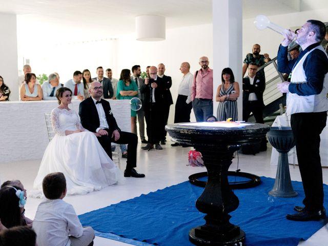Il matrimonio di Giuseppe e Giovanna a Limatola, Benevento 30