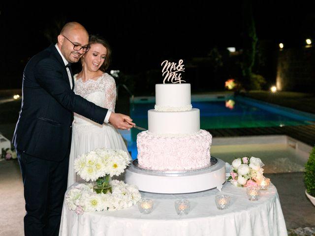 Il matrimonio di Giuseppe e Giovanna a Limatola, Benevento 35