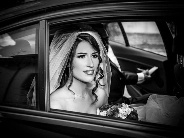 Le nozze di Giusi e Alessandro