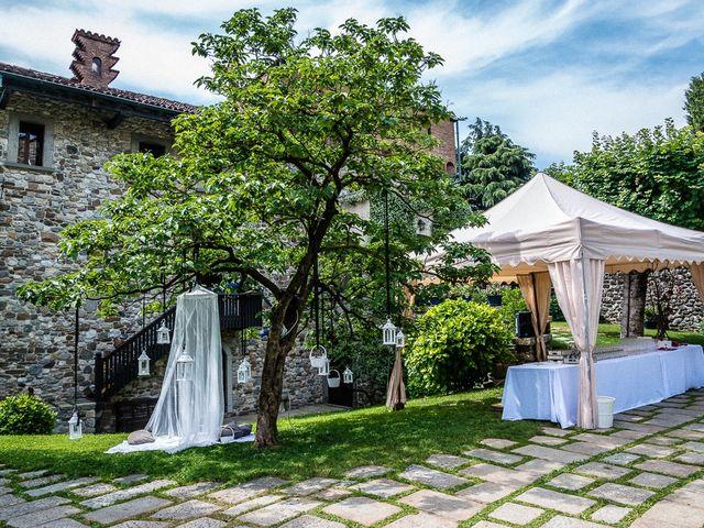 Il matrimonio di Roberto e Laura a Calolziocorte, Lecco 17