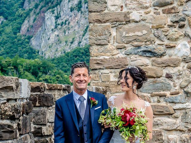 Il matrimonio di Roberto e Laura a Calolziocorte, Lecco 19