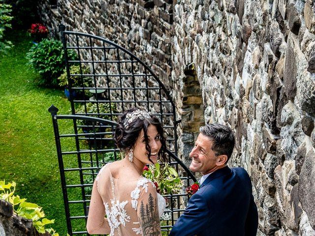 Il matrimonio di Roberto e Laura a Calolziocorte, Lecco 20