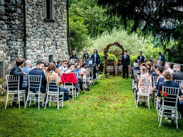 Il matrimonio di Roberto e Laura a Calolziocorte, Lecco 21