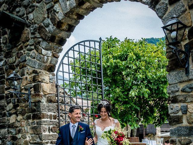 Il matrimonio di Roberto e Laura a Calolziocorte, Lecco 22