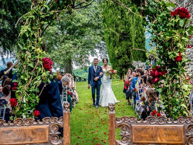 Il matrimonio di Roberto e Laura a Calolziocorte, Lecco 23