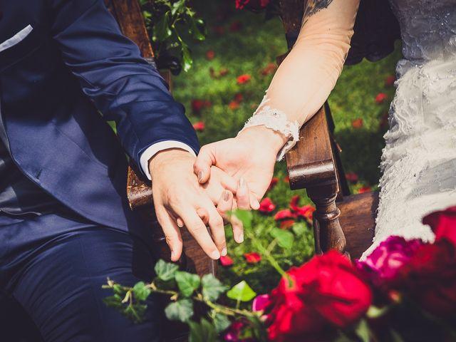 Il matrimonio di Roberto e Laura a Calolziocorte, Lecco 24