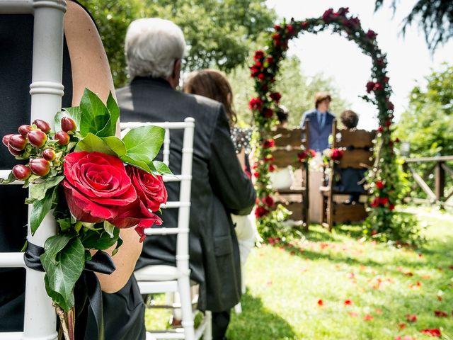 Il matrimonio di Roberto e Laura a Calolziocorte, Lecco 25