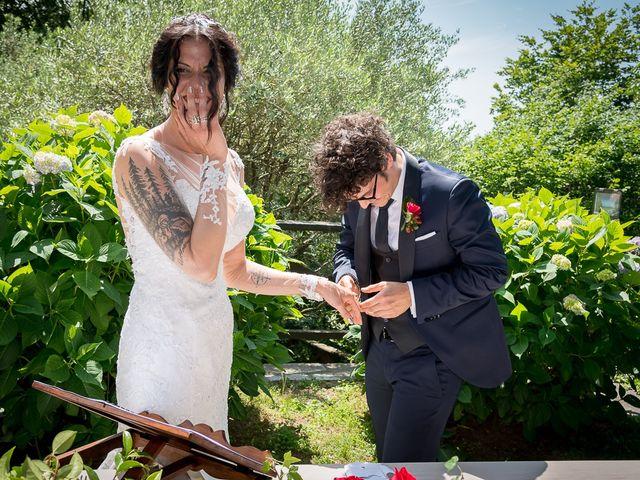 Il matrimonio di Roberto e Laura a Calolziocorte, Lecco 28