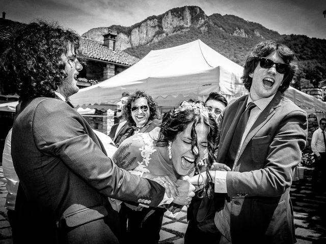 Il matrimonio di Roberto e Laura a Calolziocorte, Lecco 30
