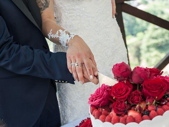 Il matrimonio di Roberto e Laura a Calolziocorte, Lecco 37